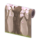 Image of Cherry-blossom-trees wall