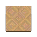 Animal Crossing New Horizons Alice's House Light Parquet Flooring Flooring