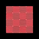 Animal Crossing New Horizons Cute Red-tile Flooring Image