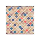 Image of Beige desert-tile flooring