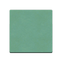Animal Crossing New Horizons Al's House Green Rubber Flooring Flooring