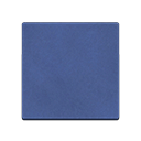 Animal Crossing New Horizons Simple Blue Flooring Image