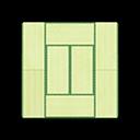 Animal Crossing New Horizons Annalisa's House Tatami Flooring