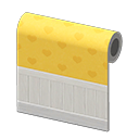 Animal Crossing New Horizons Cute Yellow Wall Image