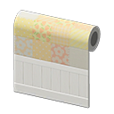 Animal Crossing New Horizons Yellow Quilt Wall Image