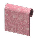Animal Crossing New Horizons Red Intricate Wall Image