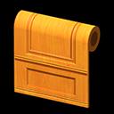 Animal Crossing New Horizons Brown Hallway Wall Image