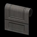 Animal Crossing New Horizons Black Hallway Wall Image