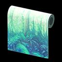 Animal Crossing New Horizons Alli's House Woodland Wall Wallpaper