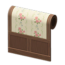 Animal Crossing New Horizons White Delicate-blooms Wall Image