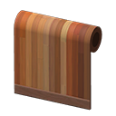 Animal Crossing New Horizons Anchovy's House Modern Wood Wall Wallpaper