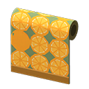 Animal Crossing New Horizons Orange Wall Image