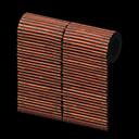 Image of Bamboo-screen wall