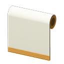 Animal Crossing New Horizons White Simple-cloth Wall Image