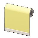 Animal Crossing New Horizons Yellow Simple-cloth Wall Image