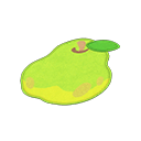 Animal Crossing New Horizons Pear Rug Image