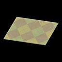 Animal Crossing New Horizons Brown Argyle Rug Image