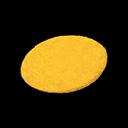 Animal Crossing New Horizons Yellow Medium Round Mat Image