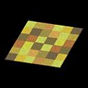 Animal Crossing New Horizons Yellow Blocks Rug Image