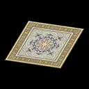 Animal Crossing New Horizons Yellow Persian Rug Image