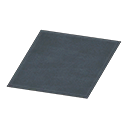 Animal Crossing New Horizons Simple Medium Black Mat Image