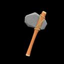 Animal Crossing New Horizons Stone Axe Image