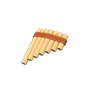 Animal Crossing New Horizons Pan Flute Image