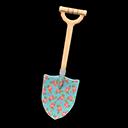 Animal Crossing New Horizons Printed-design Shovel Image