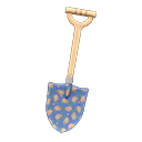Animal Crossing New Horizons Printed-design Shovel Image