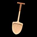 Animal Crossing New Horizons Flimsy Shovel Image