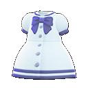 Secondary image of Sailor-collar dress