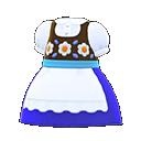 Secondary image of Alpinist dress