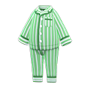 Secondary image of PJ outfit