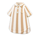 Secondary image of Vertical-stripes shirt