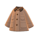 Secondary image of Coverall coat