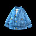 Secondary image of Acid-washed jacket