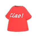 Secondary image of Ciao tee