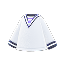 Secondary image of Sailor-style shirt
