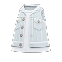 Secondary image of Denim vest
