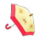 Animal Crossing New Horizons Apple Umbrella Image