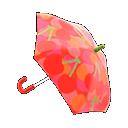 Animal Crossing New Horizons Cherry Umbrella Image