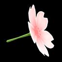 Animal Crossing New Horizons Cherry-blossom Umbrella Image