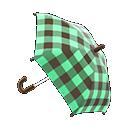 Animal Crossing New Horizons Mint Umbrella Image