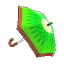Animal Crossing New Horizons Kiwi Umbrella Image