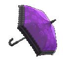 Animal Crossing New Horizons Purple Chic Umbrella Image
