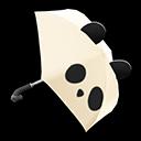 Animal Crossing New Horizons Panda Umbrella Image