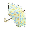 Animal Crossing New Horizons Raindrop Umbrella Image