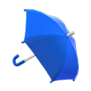 Animal Crossing New Horizons Blue Umbrella Image