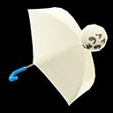 Animal Crossing New Horizons Ghost Umbrella Image