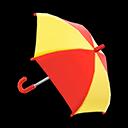 Animal Crossing New Horizons Two-tone Umbrella Image